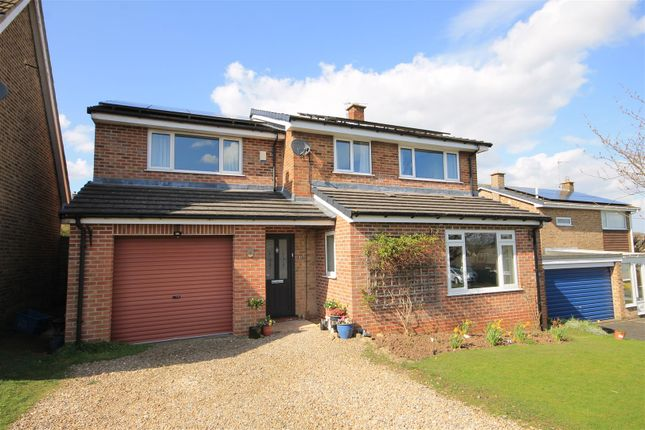 Thumbnail Detached house for sale in High Trace, Northallerton