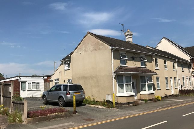 Thumbnail Block of flats for sale in Browning Street, Stafford