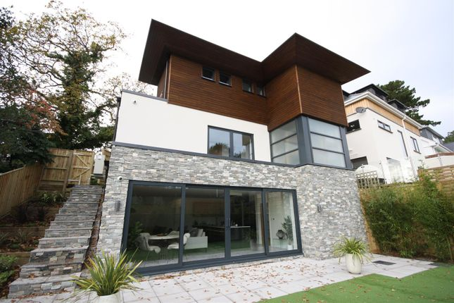 Thumbnail Detached house for sale in Excelsior Road, Parkstone, Poole