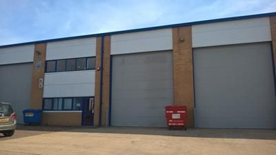 Thumbnail Light industrial to let in Unit 12, St Josephs Business Park, Hove, East Sussex