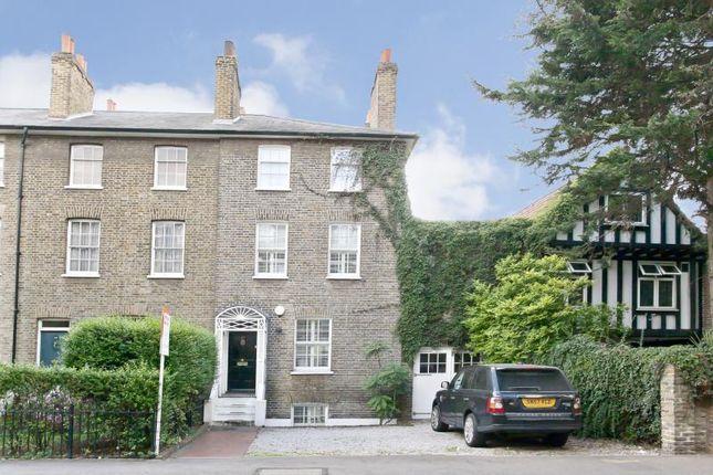 Thumbnail Detached house to rent in Ridgway, Wimbledon, London