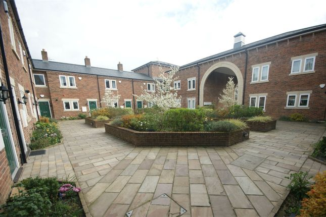 Thumbnail Flat to rent in Chancel Square, Meanwood, Leeds, West Yorkshire