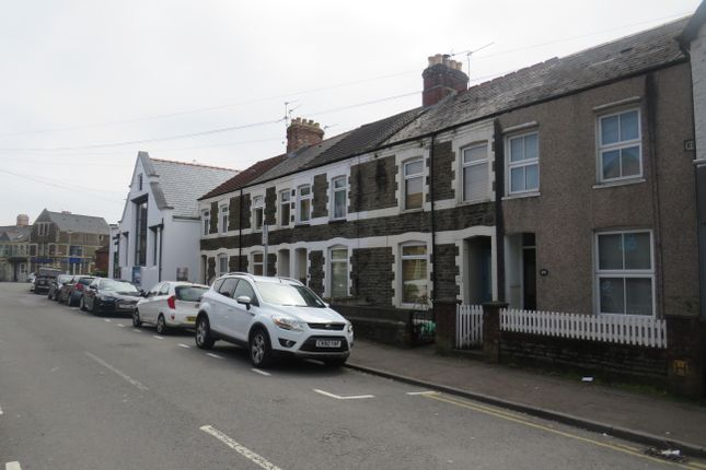 Thumbnail Property to rent in Kings Road, Pontcanna, Cardiff
