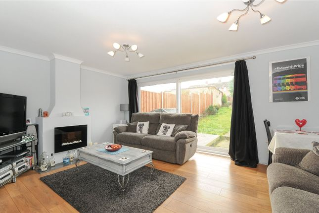 Thumbnail End terrace house for sale in Fennycroft Road, Hemel Hempstead, Hertfordshire