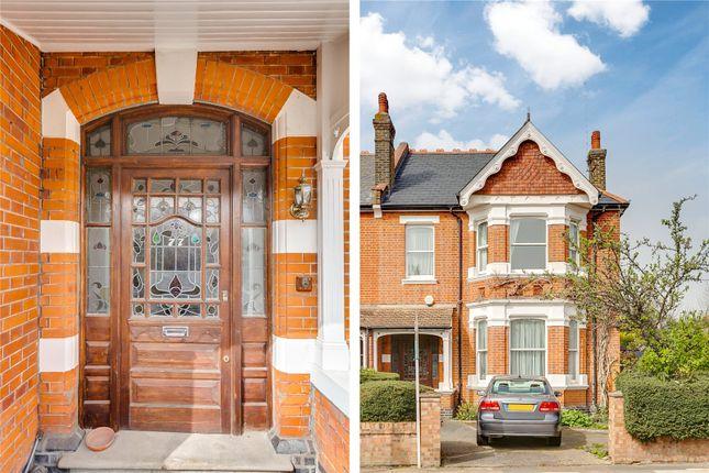 Thumbnail Semi-detached house for sale in Creffield Road, London