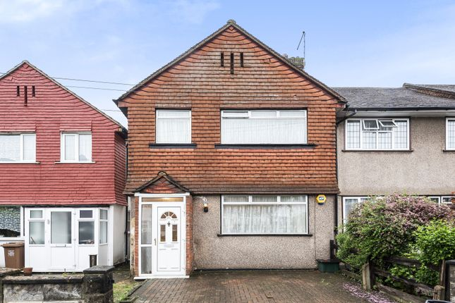3 bed end terrace house for sale in Bearstead Rise, London SE4