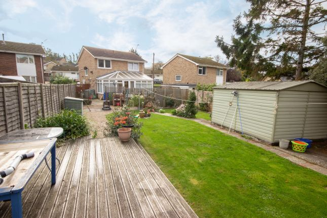 Thumbnail Detached house for sale in St. James Close, East Cowes, Isle Of Wight