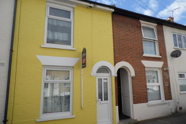 Thumbnail Terraced house to rent in St. Stephens Road, Portsmouth