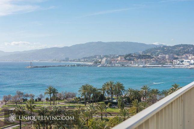 La Croisette, Cannes, French Riviera