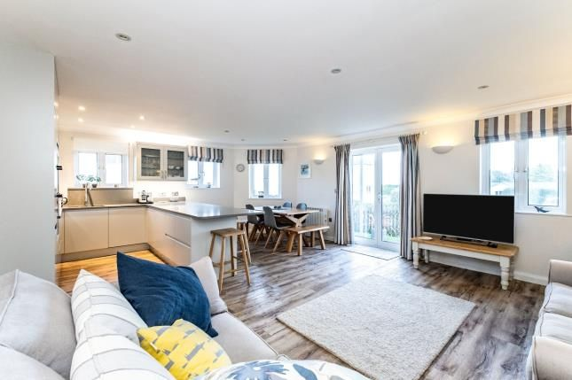 Thumbnail Flat for sale in Constantine Bay, Padstow, Cornwall