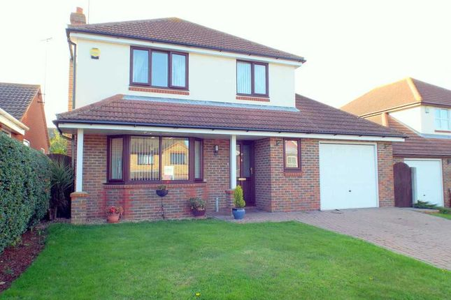 Thumbnail Detached house for sale in Stanley Avenue, Minster On Sea, Sheerness