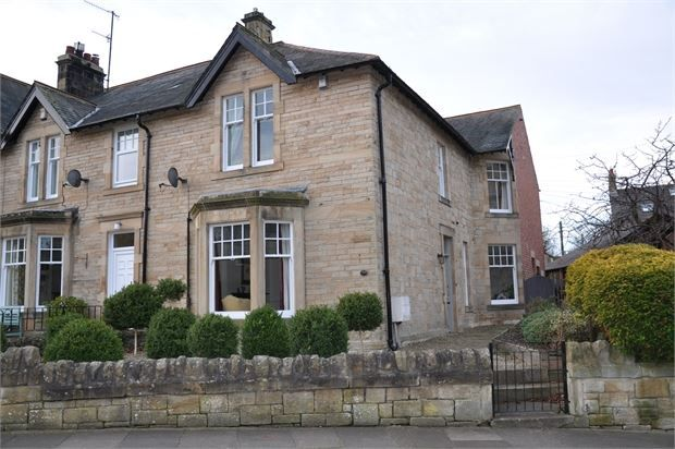 Thumbnail Semi-detached house for sale in Elvaston Road, Hexham