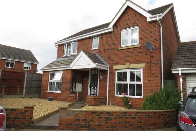 Thumbnail Property to rent in Primrose Close, Corby