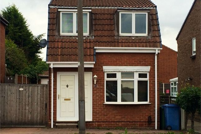 Thumbnail Detached house to rent in Lindwall Court, Worksop, Nottinghamshire
