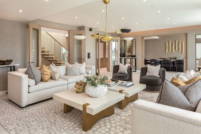 "Living Area of ""Moya Penthouse"" at Water Lane, (City Of London), London EC3R"