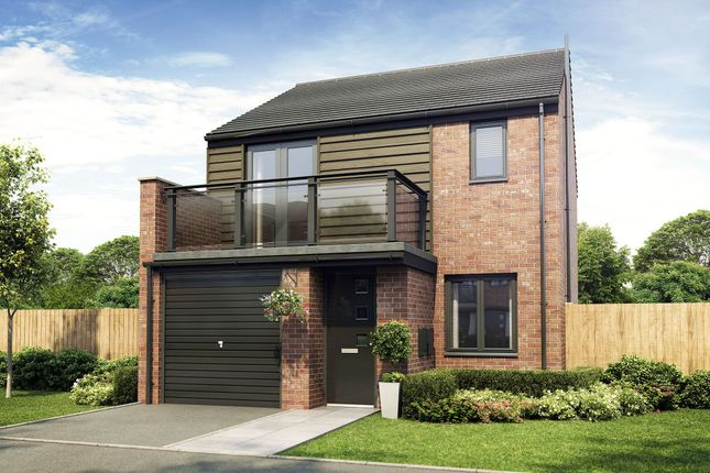 """3 bed semi-detached house for sale in """"The Kirkley"""" at Moor Drive, Wallsend NE28"""