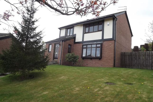 Thumbnail Detached house to rent in Lindisfarne Road, Newton Hall