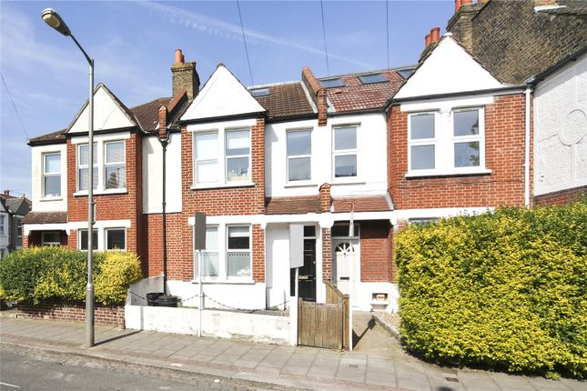 Thumbnail Terraced house for sale in Pevensey Road, Tooting Broadway, London