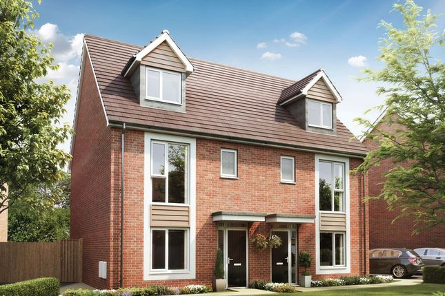 Thumbnail Semi-detached house for sale in Old Hey Walk, Newton-Le-Willows
