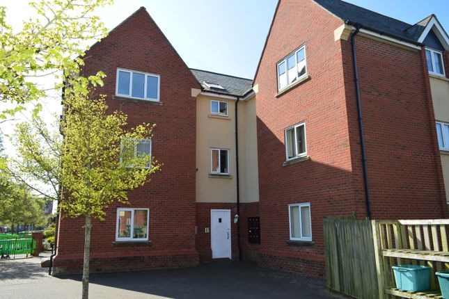 Thumbnail Flat to rent in Griffen Road, Weston-Super-Mare