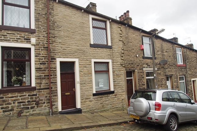 Thumbnail Terraced house to rent in Clifford Street, Colne