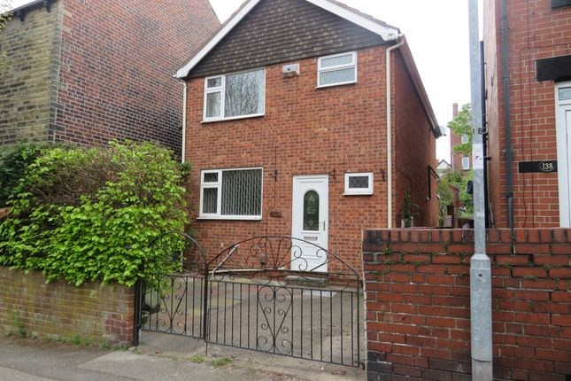 Thumbnail 3 bed detached house for sale in Blenheim Road, Barnsley