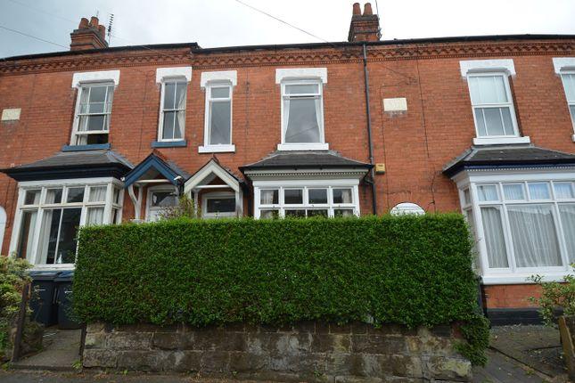 Thumbnail Terraced house for sale in Springfield Road, Kings Heath, Birmingham