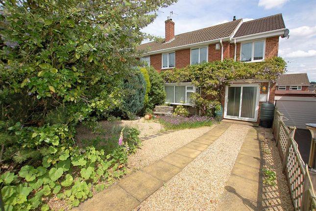 Thumbnail Semi-detached house for sale in Sandringham Road, Wordsley