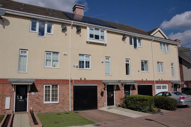 Thumbnail Terraced house for sale in Coleridge Drive, Ruislip