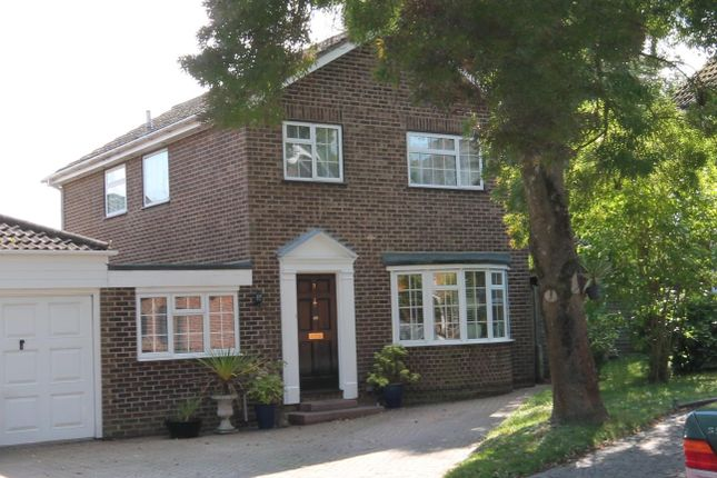 Thumbnail Detached house for sale in Claydon Gardens, Blackwater, Camberley