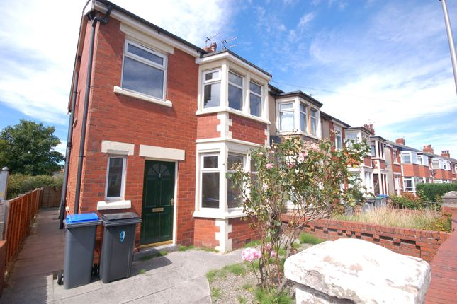 Thumbnail End terrace house to rent in Carleton Avenue, Blackpool