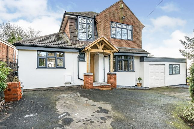 Thumbnail Detached house for sale in Vauxhall Gardens, Dudley