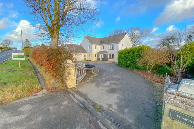 Thumbnail Detached house for sale in Maes Yr Yrfa, Crymych