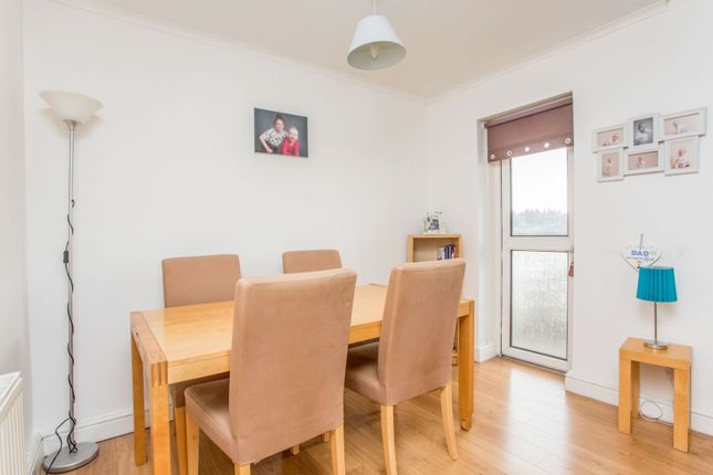 Dining Area of Burnfield Road, Thornliebank, Glasgow G43