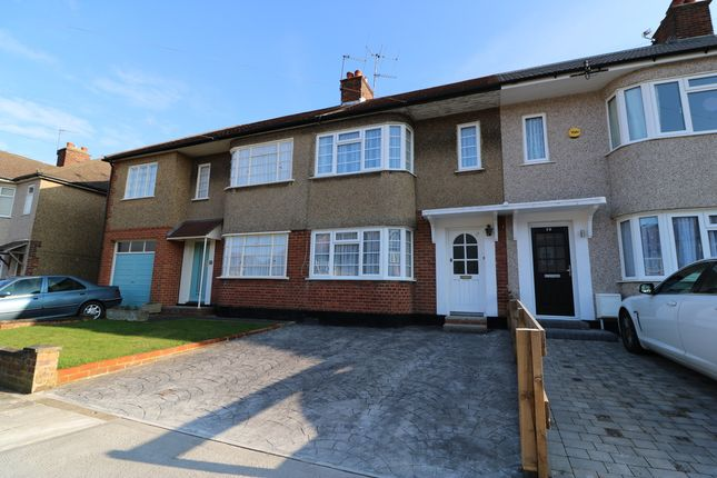 Thumbnail Terraced house to rent in Shaldon Drive, Ruislip