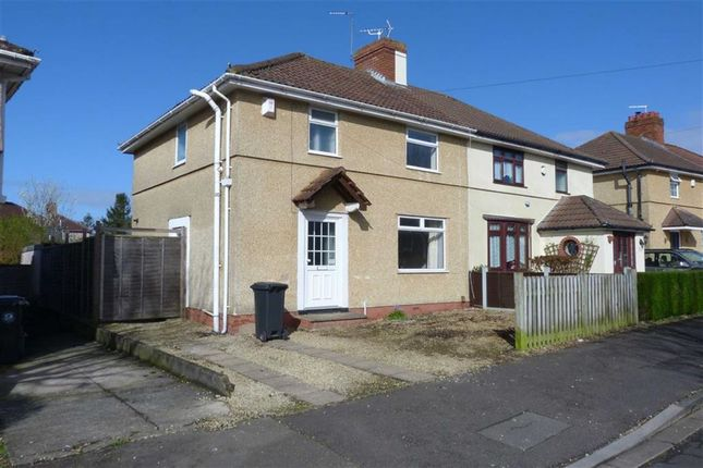 3 bed semi-detached house to rent in Queenshill Road, Knowle, Bristol
