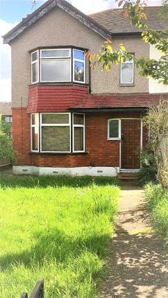 Thumbnail Shared accommodation to rent in Hook Road, London
