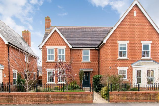 Thumbnail Semi-detached house for sale in Planets Way, Biggleswade