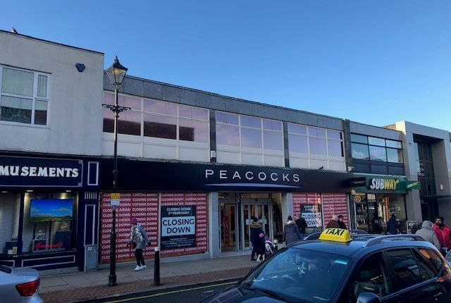 Thumbnail Retail premises to let in 21 Union Street, Accrington
