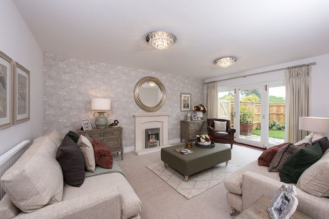 Thumbnail Semi-detached house for sale in Newington Grange, Newington