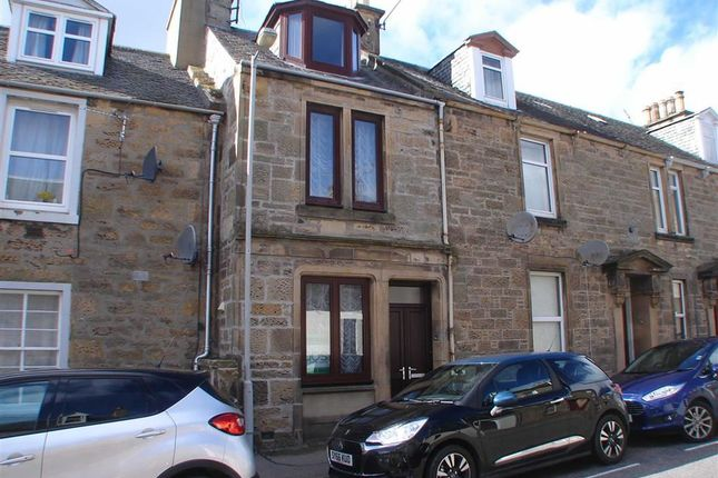 Thumbnail Terraced house for sale in South Guildry Street, Elgin