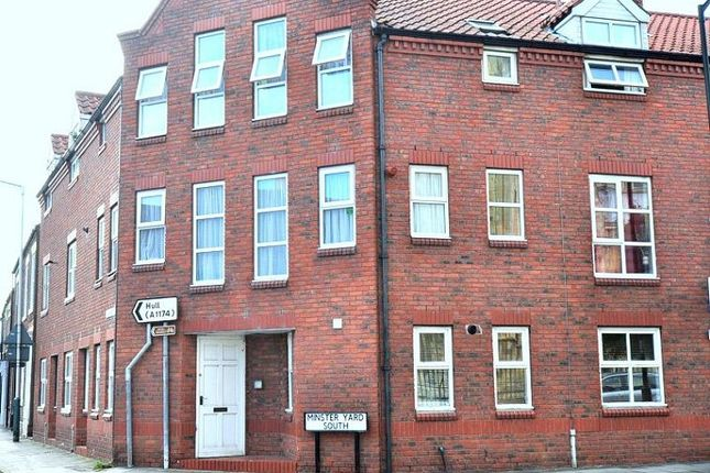 Thumbnail Property to rent in Minster Yard, Beverley