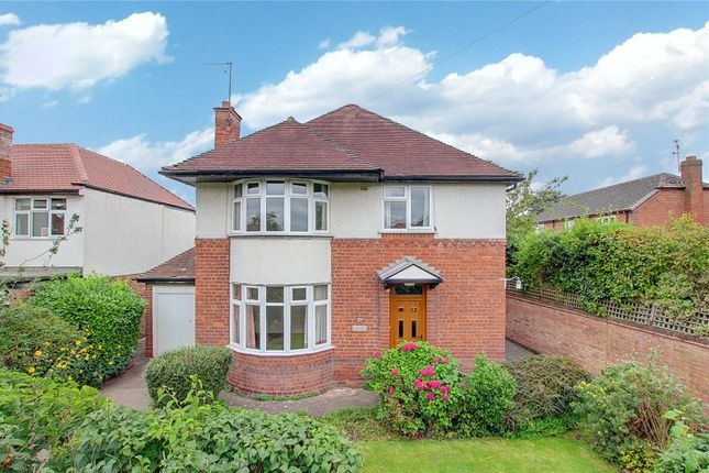 Thumbnail Detached house for sale in Florence Avenue, Droitwich