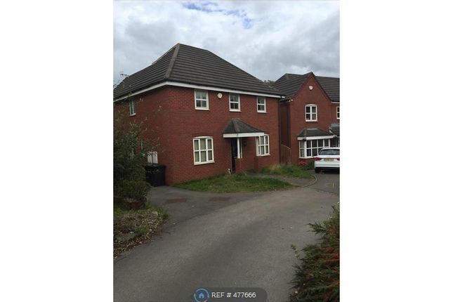 Thumbnail Detached house to rent in Woodrow Way, Newcastle Under Lyme