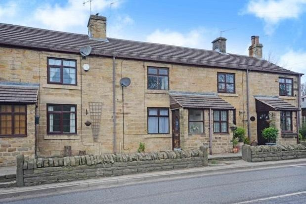Thumbnail Cottage to rent in Main Road, Wharncliffe Side, Sheffield