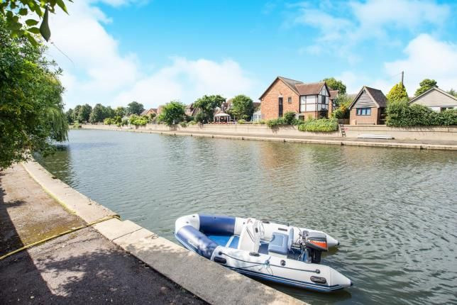 Thumbnail Semi-detached house for sale in East Molesey, Surrey, .