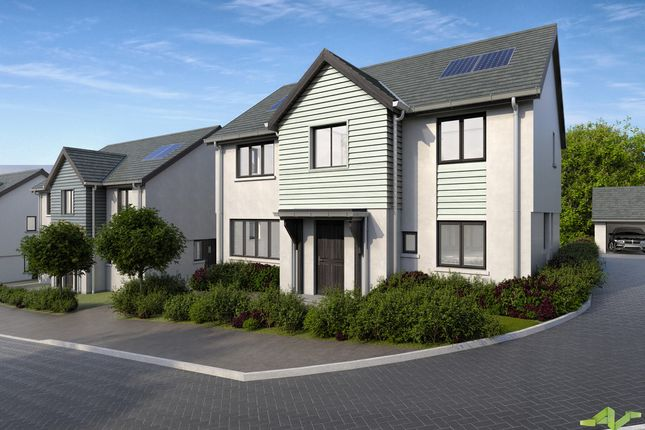 Thumbnail Detached house for sale in Wellspring Place, Elburton, Plymouth