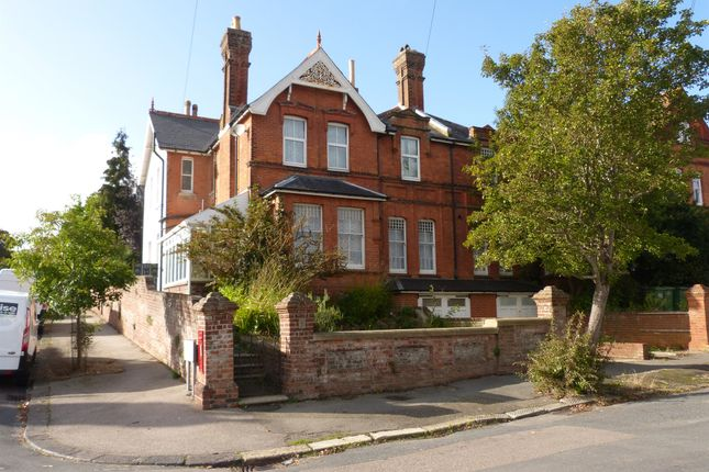 Thumbnail End terrace house for sale in Combermere Road, St. Leonards-On-Sea