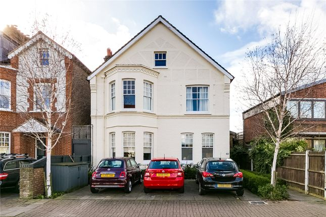 Flat for sale in Dryburgh Road, London