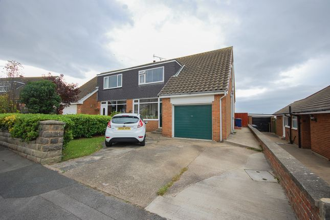 3 bed semi-detached house for sale in Wilton Bank, Saltburn-By-The-Sea TS12